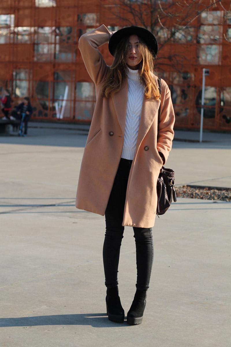 Comment porter le manteau oversize suivez mes conseils ely gypset - Comment porter un pull oversize ...